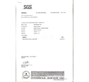 SGS认证-双面胶扎带