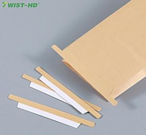 纸袋面包袋双面胶封口条